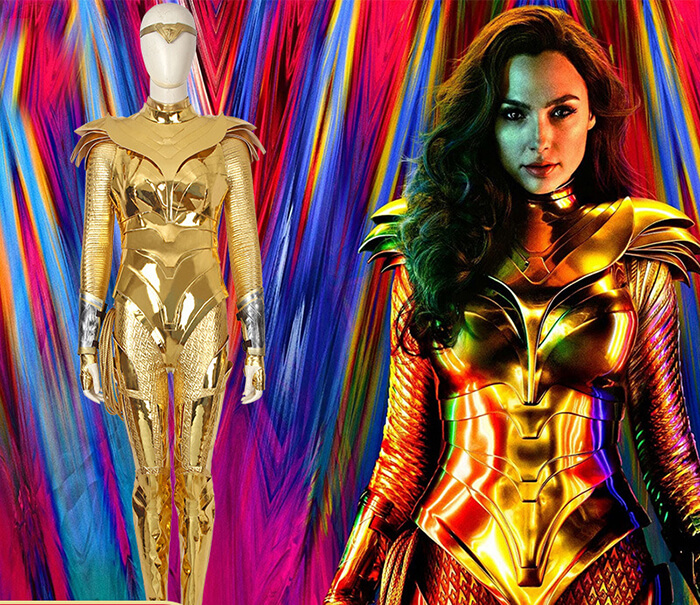 wonder woman 1984 cosplay costume